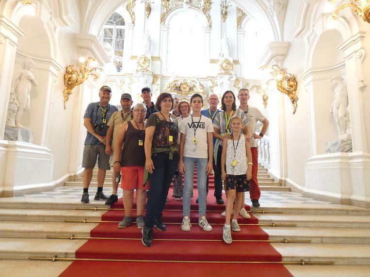 Het bezoek aan de Hermitage in Sint-Petersburg was dé uitschieter.