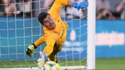 """""""El Muro Belga!"""" Real Madrid zet beste reddingen van Thibaut Courtois op een rijtje"""