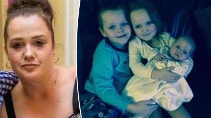 Michelle (36) verloor 4 kinderen in brand en raakte zelf zwaargewond. Begrafenis morgen zal ze missen want ze is nog niet genoeg hersteld