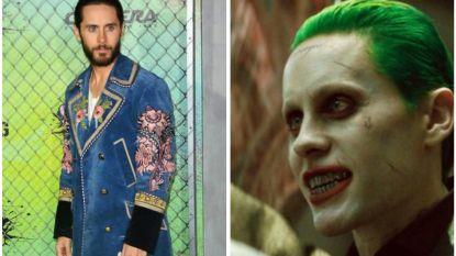 'Joker' Jared Leto maakt overstap van DC naar Marvel