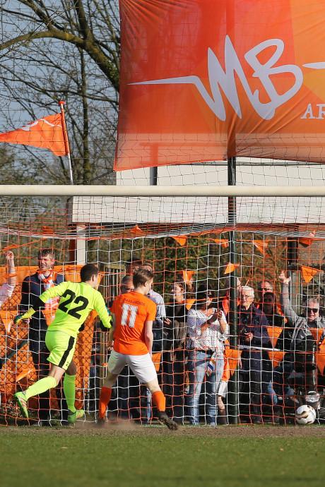 De VAR bij Dongen, het briefje van HSC'28 en de goals van 'Moes': amateurvoetbaljaar 2018 in vogelvlucht