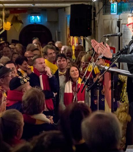 Slikker (PvdA) verdedigt politieke kletstitel in Knillispoort