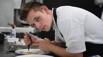 Abel Demeestere (21) van restaurant Arenberg wint prestigieuze kookwedstrijd voor jonge chefs