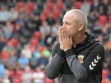 De Gier over kansloos verlies GA Eagles: 'Harde klap, maar niet in paniek raken'