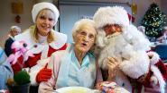 """Motards brengen kerstbezoek aan WZC Hoghe Cluyse: """"Mooi om mensen gelukkig te maken met iets eenvoudigs"""""""