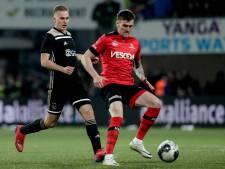 Helmond Sport mist clubtopscorer en zes anderen tegen Sparta