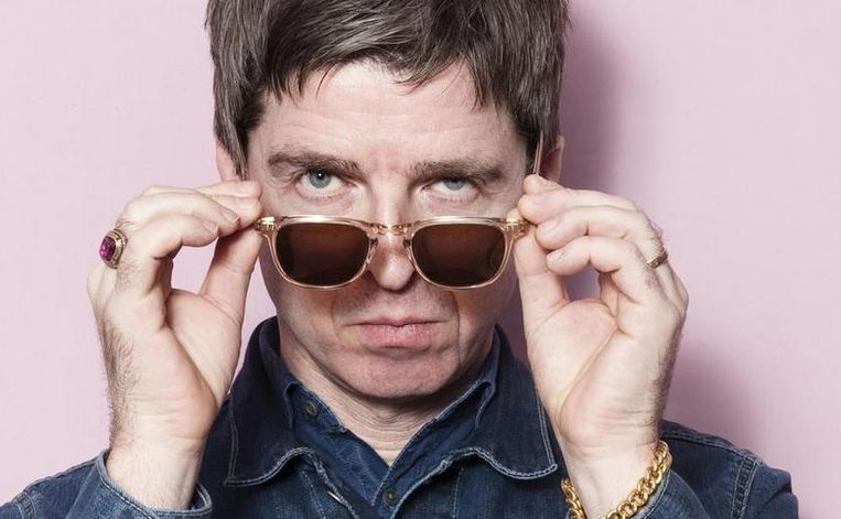 Noel Gallagher. Beeld Els Zweerink