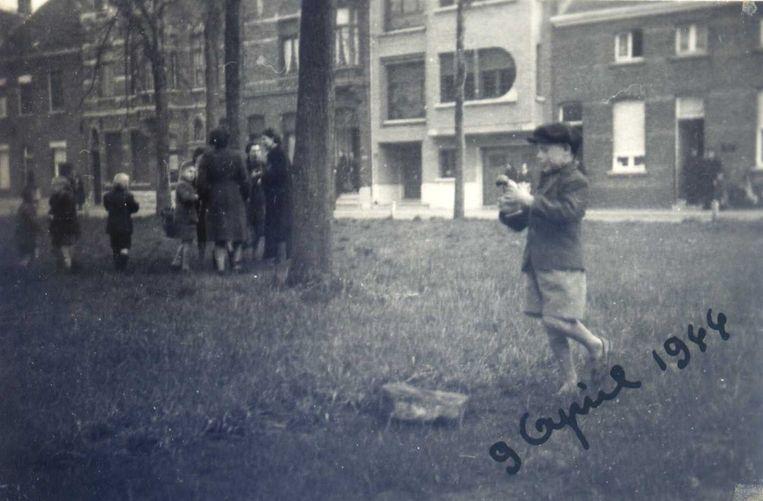 Kanoclub De Rupelsneppen organiseerde zelfs tijdens de oorlogsjaren een paaseierenraap voor de kinderen van het tehuis.