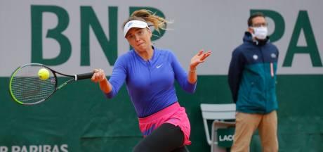 Svitolina met moeite naar tweede ronde op Roland Garros