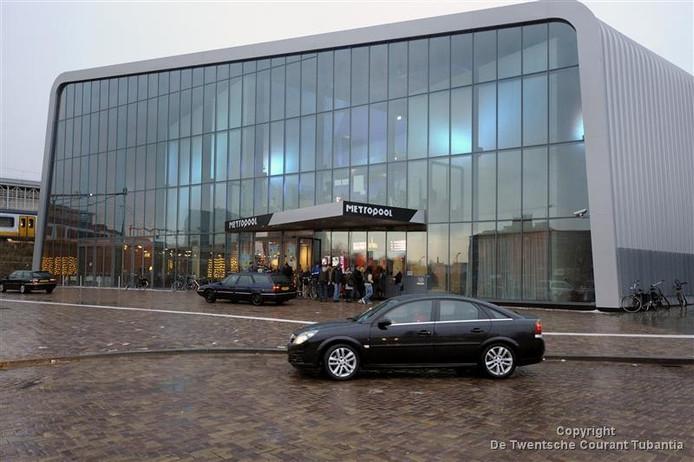 Het Metropool in Hengelo verwelkomde vorig jaar ruim 60.000 bezoekers.