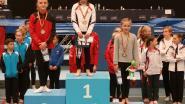 Lani Spiessens (11) uit Maldegem is Belgisch kampioen 'tumbling A' (en mag eind dit jaar naar het WK in Tokyo)