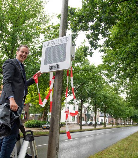Horror-flitspaal in Almelo raakt status als 'sluipschutter' kwijt
