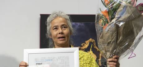 Duo wint tot eigen verbazing de Herman Krikhaarprijs in Almelo