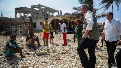 VN organiseren voedselhulp voor 660.000 Cubanen na verwoestende orkaan Irma