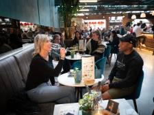 Foodhall Arnhem: een foodtruckfestival, maar dan overdekt