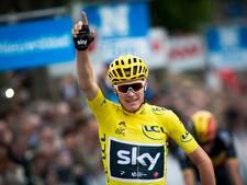 Froome vermijdt de sprint en wint in Roeselare