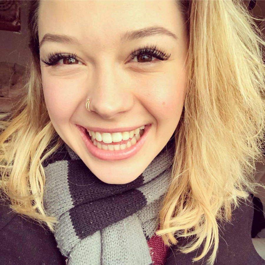 De gisteren (12-12-2018) omgebrachte Sarah Papenheim