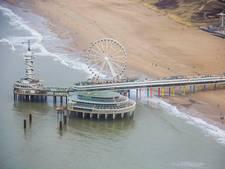 Pier drie dagen podium voor spectaculaire panorama-selfie