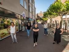 Helmondse 'zij'-straat gerund door vrouwen