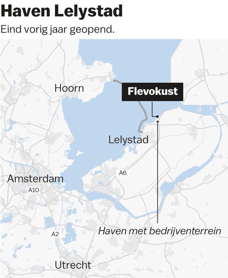 Bron: Maps4News Beeld Jet de Nies