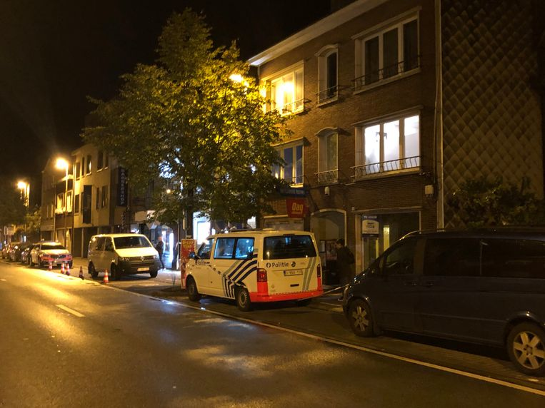 De moord deed zich woensdagavond voor in een sociale woning in de Handelslei in Zoersel.