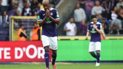 Valse start voor Anderlecht en Kompany: KVO smeert paars-wit nederlaag aan