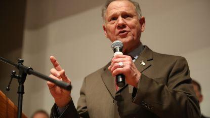 Republikein Roy Moore geeft nederlaag nog steeds niet toe