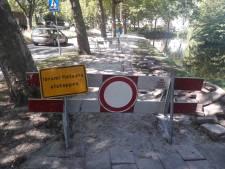 Fietspaden aangepakt, maar het blijft rammelen in Gouda