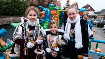 """VIDEO. Gemeentelijke basisschool Boorsem organiseert jeugdstoet: """"We hebben maar liefst drie prinsessen"""""""