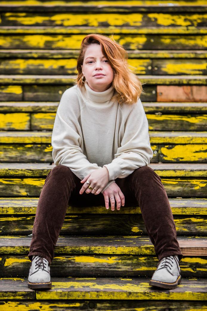 Lisse Knaapen: ,,De voorstelling is niet alleen maar drama.''