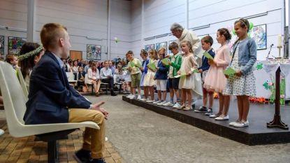 Eerste communie wordt niet langer voorbereid op school