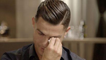 Cristiano Ronaldo breekt in uniek interview: groot ego, maar a good guy