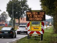 Veiligheidsregio's Gelderland: ga in de strijd met corona niet eten in Duitsland