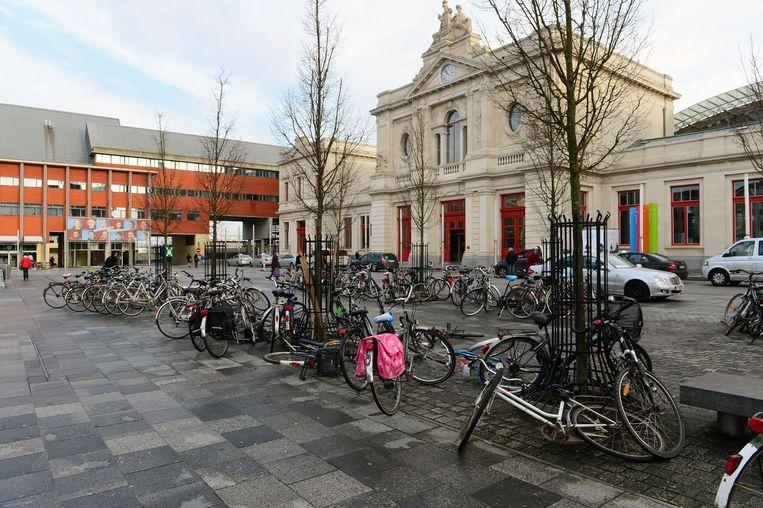 Het station van Leuven blijft een geliefkoosd actieterrein van dieven. Al stelt de politie wel een verschuiving vast van het Martelarenplein naar het Professor Van Overstraetenplein, waar de fietstenstalling zich bevindt.