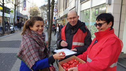 ABVV voert actie voor minimumloon van 14 euro per uur