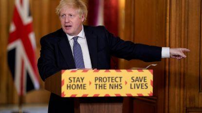 Johnson wil zondag plan voor versoepeling lockdown in Groot-Brittannië aankondigen