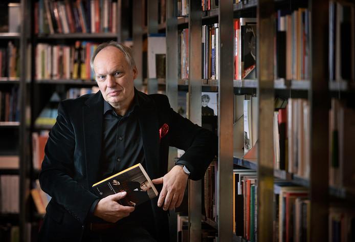 Kees Schafrat, eigenaar/directeur van het 150-jarige Broekhuis.