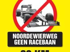 500 handtekeningen voor petitie veilige Noordewierweg