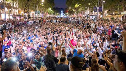 Spaanse taxichauffeurs weer aan het werk na dagenlang protest tegen Uber
