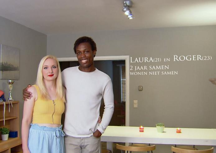 Laura en Roger