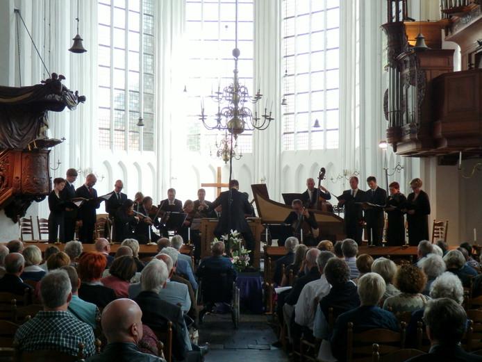 Bij evenementen in Aardenburg, zoals concerten in de Sint Baafskerk, is er volgens inwoners te weinig parkeerruimte.
