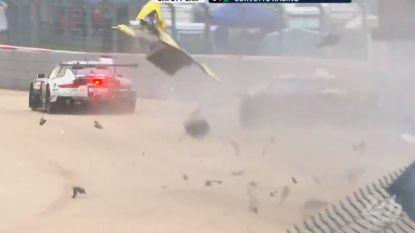 Vandoorne laat kunnen zien in 24 Uur van Le Mans, topper valt uit na stevige crash