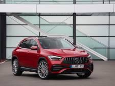 Waarom de nieuwe Mercedes GLA de ideale auto voor de wasstraat is