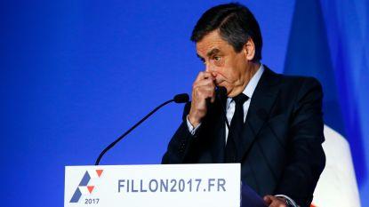 Franse presidentskandidaat Fillon officieel in staat van beschuldiging gesteld