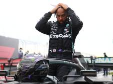 Hamilton kijkt verder dan titels: 'Zoveel te doen in sport die net ontwaakt is'