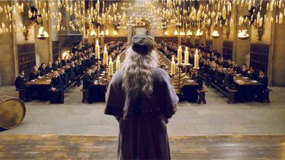 Potterfans kunnen dit jaar Kerstmis vieren in de Grote Zaal van Zweinstein