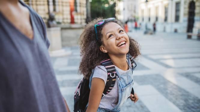 Gaat je kind morgen voor 't eerst alleen te voet of met de fiets naar school? Zo bereid je hen voor