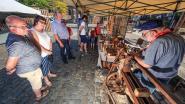 Oude ambachten, beeldende kunst en koopjes op zonovergoten Artmarkt en Zomerbraderie