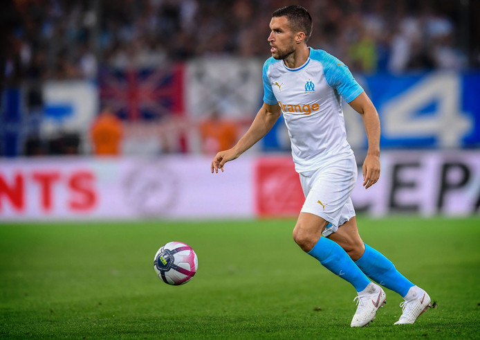 Vorig jaar stond hij  met AS Roma nog in de halve finale van de Champions League, nu speelt Kevin Strootman met Marseille in de Europa League.