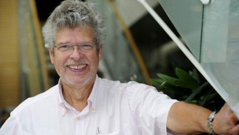 Presentator Jan Steeman. ANP Beeld